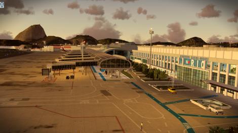 Rio Santos Dumont Airport - 102
