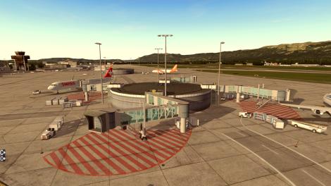 Geneva Airport - 10