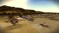 Calvi Airport - 01