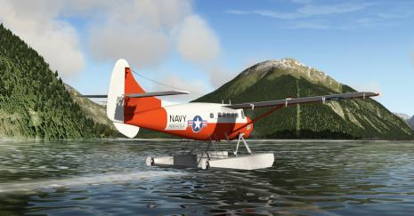 DHC-3 Otter_FLOAT_1