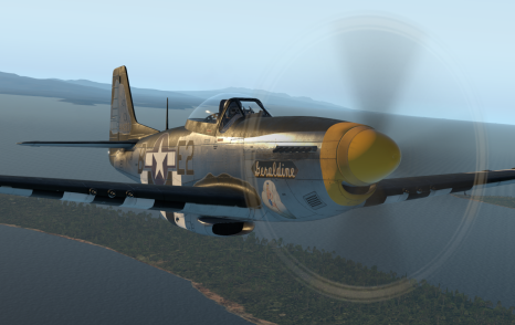 P-51 good
