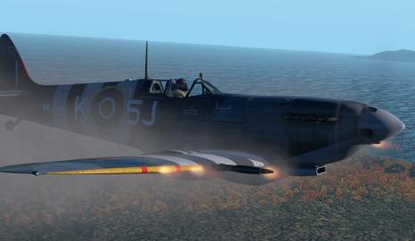 Spitfire good